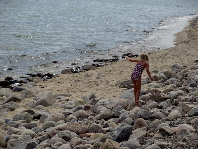 Stenshuvud – sista doppet i sommar?