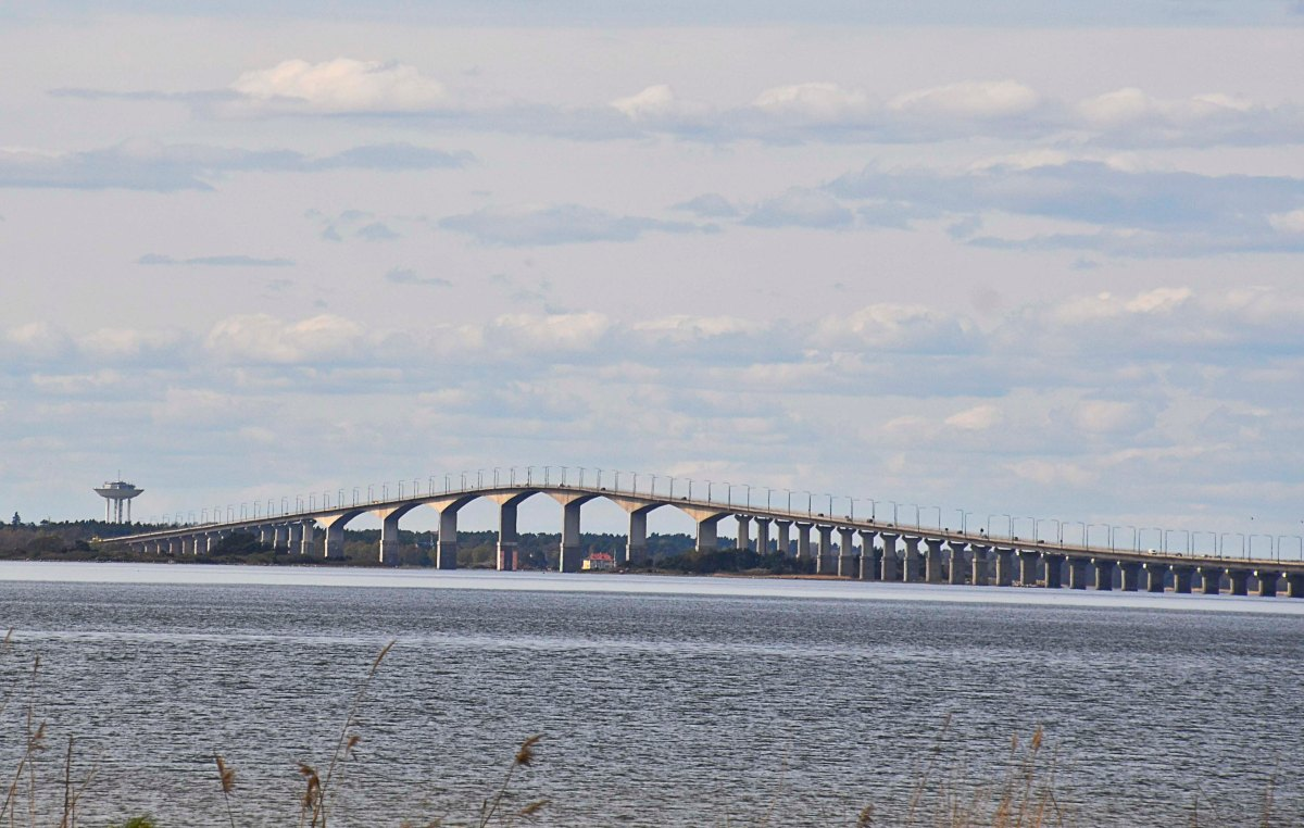 Ölandsbron från andra sidan
