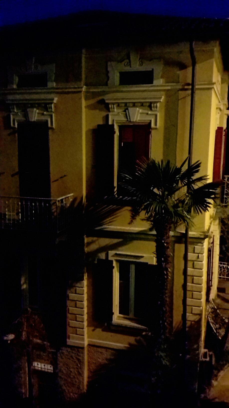 Night in Locarno